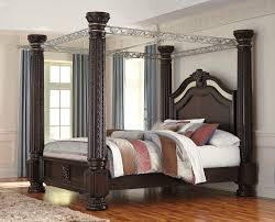 King Bedroom Furniture Canopy King Bedroom Sets Moorecreativeweddings And Canopy King