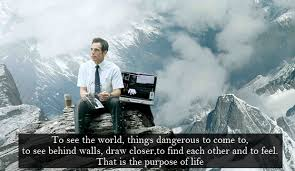 Secret Life Of Walter Mitty Quotes The Secret Life Of Walter Mitty Quote Traveltogether Wwwtoa 100 38