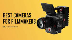 7 Best Video Cameras for Filmmakers [Digital Camera Buying Guide]
