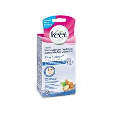veet hair removal strips sensitive skin