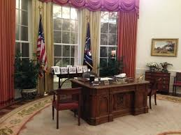 reagan oval office. Ronald Reagan Presidential Library And Museum: Oval Office N