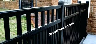 metal fence panels home depot. Wrought Iron Fence Panels Home Depot Aluminum  Metal Metal Fence Panels Home Depot T