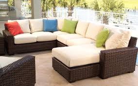 Image Of Outdoor Cushion Slipcovers Sofa