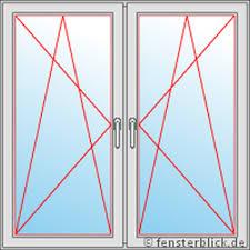 Zweiflügelige Fenster Online Nach Maß Kaufen Fensterblickde