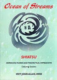 Shiatsu Tsubo Chart 9780952397601 Ocean Of Streams Shiatsu Meridians Tsubos