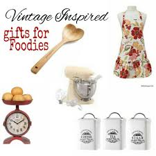 Kitchen Gifts Vintage Inspired Kitchen Gifts Chewsy Lovers