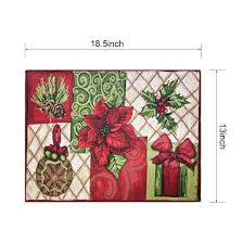 Poinsettia Pattern Magnificent Decorating Design