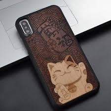 iphone x case handmade samsung s7 s8 plus iphone x 8 7 6 plus wooden phone c designer sonrmum i