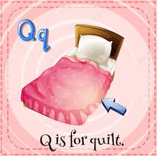 Illustration Of A Letter Q Is For Quilt Royalty Free Cliparts ... & Illustration of a letter q is for quilt Stock Vector - 35371570 Adamdwight.com