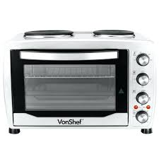 large toaster oven w double hot plate for volts not oster tssttvmndg digital capacity reviews