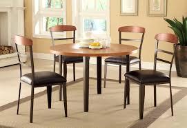 Triangular Kitchen Table Sets Triangle Dining Table Set Polished Set Carpet Black Leather Seat