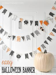 When you think of halloween, costumes and candy are usually the first things that come to mind. 16 Halloween Paper Crafts Decorations Activities The Paper Blog