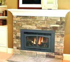 vented gas fireplace inserts vented gas fireplace insert installation