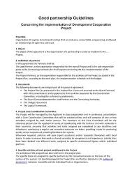 Printable Sample Partnership Agreement Form | Real Estate Forms Word ...