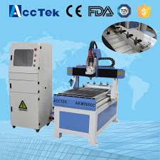 good quality desktop new atc cnc router 6090 plastic cutting 3d wood carving cnc router