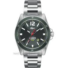 "men s lacoste seattle watch 2010638 watch shop comâ""¢ mens lacoste seattle watch 2010638"