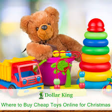 Where to buy cheap toys