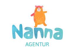 Babysitter Logo Nanna Babysitter Agency On Behance Parent Logos Branding Logo