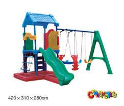 Plastic Outdoor Swing Set | Swing And Slide  children plastic swing and  slide,kids