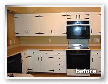 showplace renew cabinet refacing before and after gallery