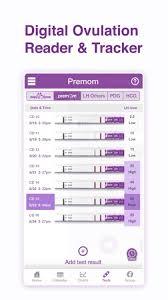 Premom Ovulation Calculator By Easy Healthcare Corporation