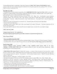 Dcs Engineer Sample Resume Mesmerizing Process Safety Engineer Resume Senior Process Engineer Resume Sample