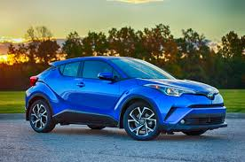 2018 Toyota C-HR XLE Premium: It Crosses Over, But It's No Utility Vehicle
