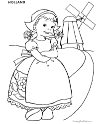 Small Picture Stunning Coloring Pages Of Kids Ideas New Printable Coloring