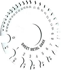 Mil Thickness To Inches Chart Metal Stud Dimensions Chart Webdesignersmelbourne Co