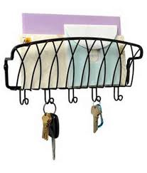 office key holder. Buy Mounted Mail Organizer And Key Holder Online Office M