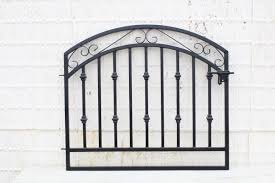 metal fence gate. Metal Delaware Fence Gate - 36w X 40 Front Entry Gates R