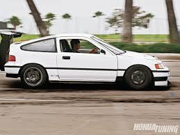1988 Honda Crx Hf Specs