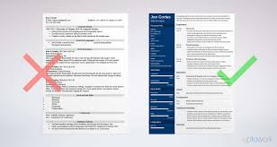 Template Resume Formats Pick The Best One In 3 Steps Examples