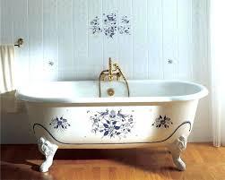 porcelain bathtubs steel porcelain bathtub porcelain bathtubs 1 2 cast iron bath bathtub in bathroom on