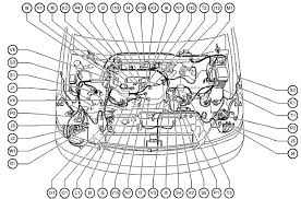 lexus es 350 engine diagram lexus wiring diagrams