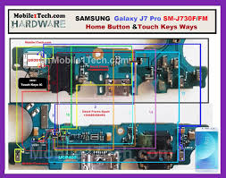 Samsung J7 Pro Display Light Solution Samsung Galaxy J7 Pro 2017 Home Key Button Not Working
