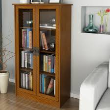bookcase with doors. Bookcase With Doors L