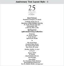 50th anniversary invitation wording unique silver jubilee wedding