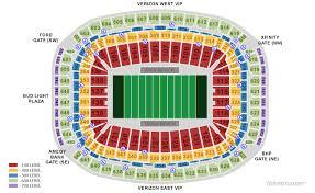 Surprising Hlsr Seating Nrg Seat View National Stadium Seat