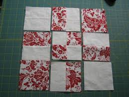 192 best quilt Blocks images on Pinterest   Table runners, Drawing ... & Free Charm Square Quilt Patterns ~ Free Quilt Patterns: Disappearing 9  Patch, 16 Patch and Twist/Turn . Adamdwight.com