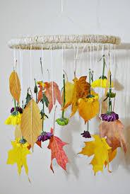 DIY Fall Leaves