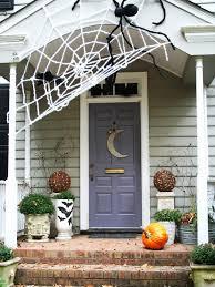 halloween front door decorations30 Best Outdoor Halloween Decoration Ideas  Easy Halloween Yard