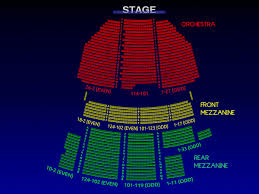49 Abiding Sister Act Broadway Theatre Seating Chart