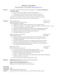 Assistant Compliance Officer Resume Sales Officer Lewesmr