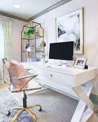 white home office desk. White Office Desk Home Chic Essentials Campaign Desks And With Hutch S