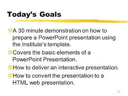 1 How To Build A Powerpoint Presentation Paul Lee March 11, Ppt Download