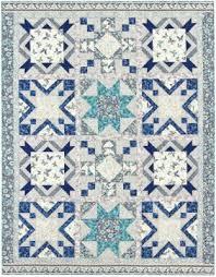 Snowflake Quilt Pattern