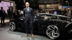 The car was sold before its unveiling in 2019. Meet The Designer Of The 19m Bugatti La Voiture Noire The World S Most Expensive New Car Abc News