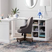 Office desk home Corner Sleek Storage Home Office Essentials Hayneedle Home Office Desks Hayneedle