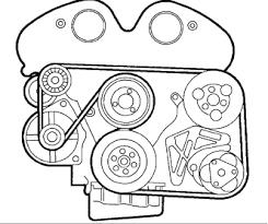 2002 saturn vue v6 3 0l l4 2 2l serpentine belt diagram 2002 saturn vue v6 3 0l serpentine belt